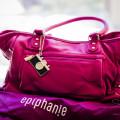 """Epiphanie """"Belle"""" camera bag. © 2013 Sugar + Shake"""