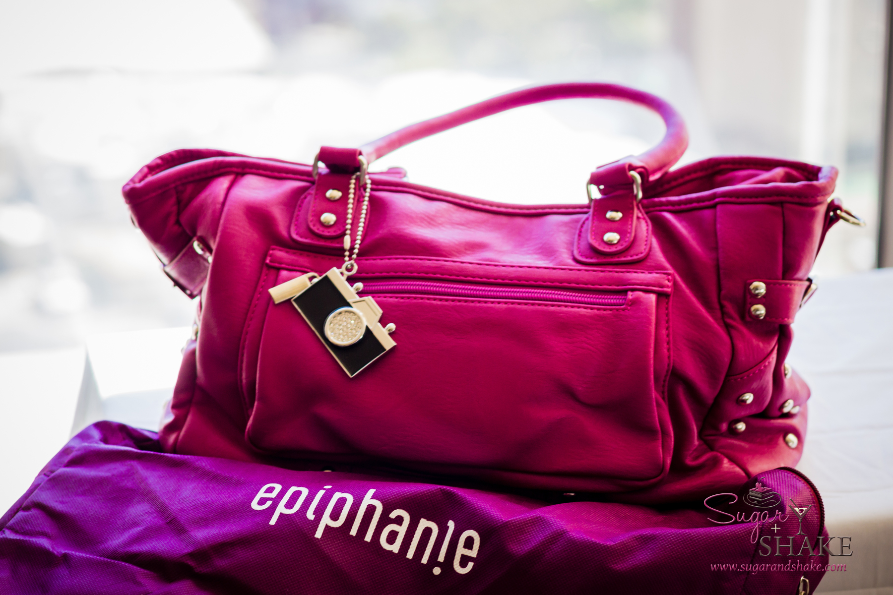 "Epiphanie ""Belle"" camera bag. © 2013 Sugar + Shake"