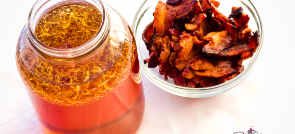 Part of The Great Bacon Bourbon Project. © 2013 Sugar + Shake