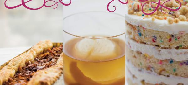 Eat, Drink and Be Merry! Happy Holidays from Sugar + Shake! | © 2013 Sugar + Shake
