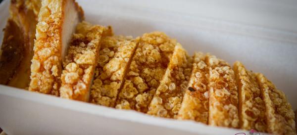The elusive Ilocanida Filipino Store lechon (roast pork). © 2014 Sugar + Shake