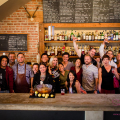 Members of USBG Hawaii—these are the folks who strive to elevate the bar craft in this town and serve the most delicious of drinks. © 2014 Sugar + Shake