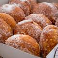 Malasadas from Champion Malasadas: hot, sugary, pillowy and delicious. © 2015 Sugar + Shake