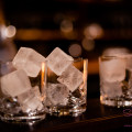 Bar Leather Apron rocks the rocks. © 2016 Sugar + Shake